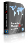 Translation Manager Pro Version 2 + German Language Pack Version 2