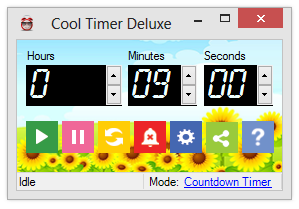 Cool Timer Deluxe