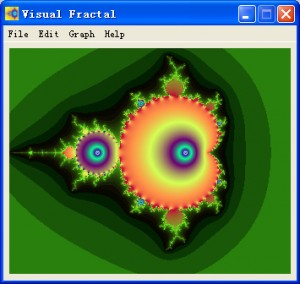 Visual Fractal For Student
