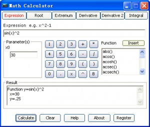 Math Calculator For Commercial