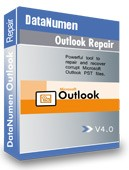 DataNumen Outlook Repair 64bit