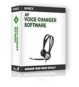 AV Voice Changer Software 6.0