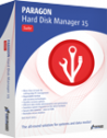 Paragon Hard Disk Manager 15 Suite (English) Family License (3 PCs in one household)