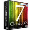 CloneBD all-in-one - 1 Year License