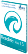 Readiris Pro 15 for Windows (OCR Software)