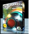 3D Supernova Screensaver