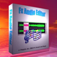 Fx Audio Editor 4 Series