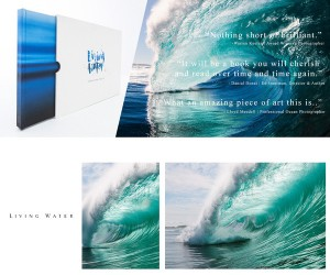 Living Water Inspirational Wisdom And Fine Art Photography Book