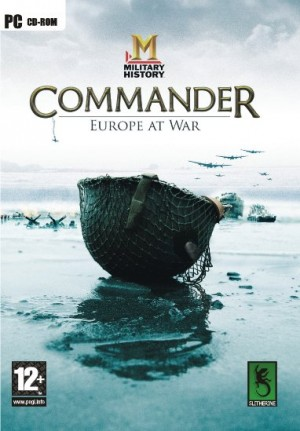 Commander Europe at War Gold old PC Physical with Free Download