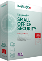 Kaspersky Small Office Security 3 for Personal Computers, Mobiles and File Servers