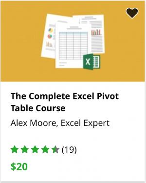 Master Excel Pivot Tables!