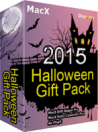 2016 Halloween Affiliate-Gift Pack MacX Halloween Gift Pack for Windows