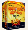 WinX 2016 Halloween Gift Pack for  Mac