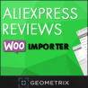 Aliexpress Reviews WooImporter. Add-on for WooImporter.