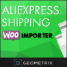 Aliexpress Shipping WooImporter. Add-on for WooImporter.