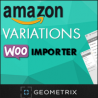Amazon WooImporter. Add-on for WooImporter.