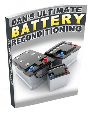 Dan's Battery Reconditioning