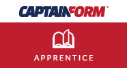 CaptainForm March Sales 2017 CaptainForm - Apprentice