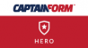 CaptainForm March Sales 2017 CaptainForm - Hero