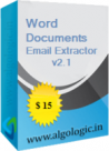 Word Documents Email Extractor (1 Year License)
