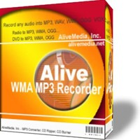 Alive WMA MP3 Recorder