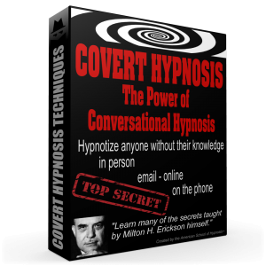 Learn Covert Hypnosis