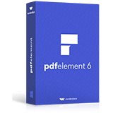Back to School-30% OFF PDF editing tool Wondershare PDFelement 6
