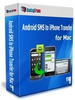 Holiday Deals Backuptrans Android iPhone SMS Transfer + for Mac (Personal Edition)