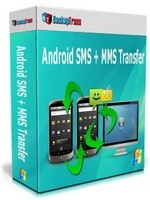 Holiday Deals Backuptrans Android SMS + MMS Transfer (Business Edition)