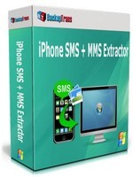 Holiday Deals Backuptrans iPhone SMS + MMS Extractor (Business Edition)