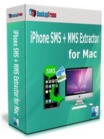 Holiday Deals Backuptrans iPhone SMS + MMS Extractor for Mac (Personal Edition)