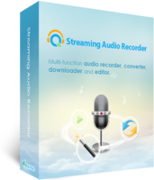 Streaming Audio Recorder Family License (Lifetime)