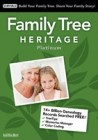 "Family Tree Heritage?""? Platinum 15"