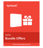 12th Anniversary Bundle Offer - SysTools AOL Backup + Gmail Backup + Hotmail Backup