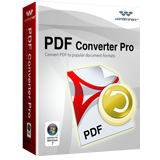 PDF Anniversary Offer 30% OFF Wondershare PDF Converter Pro