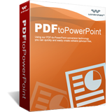 PDF Anniversary Offer 30% OFF Wondershare PDF to PowerPoint Converter