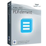 PDF Anniversary Offer 30% OFF Wondershare PDFelement 5 for Mac