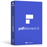 PDF Anniversary Offer 30% OFF Wondershare PDFelement 6 for Mac