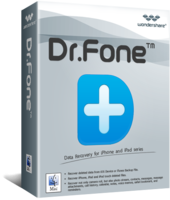 Dr.fone 20% off for One-Lifetime Plan dr.fone - iOS Recover(Mac)