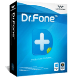 Dr.fone 20% off for One-Lifetime Plan dr.fone - iOS Toolkit