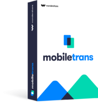 MT 30% OFF MobileTrans (Mac) - Phone Transfer