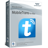 MT 30% OFF Wondershare MobileTrans for Mac Business License