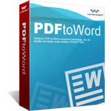 Winter Sale 30% Off For PDF Software Wondershare PDF to Word Converter