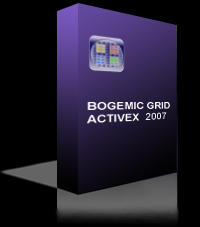 Bogemic Grid ActiveX