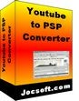Jocsoft YouTube to PSP Converter