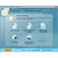 Pepsky CD/DVD Copy
