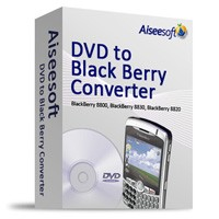 Aiseesoft DVD to BlackBerry Converter