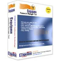 Exquipass Password Manager