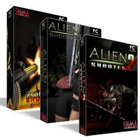 Alien Shooter - Gold Pack