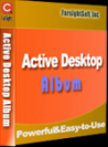 Active Desktop Album